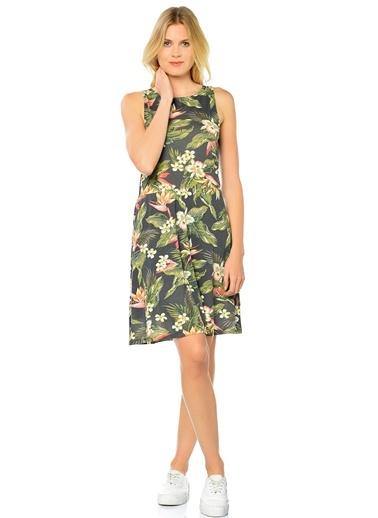 Çiçekli Elbise-Billabong
